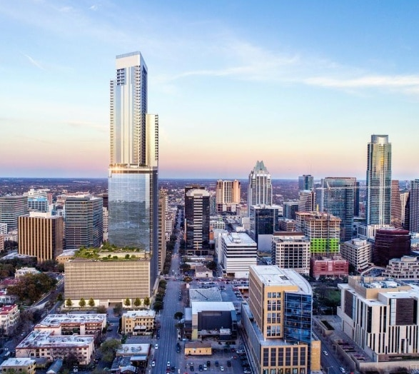 66 Tower Tallest in Austin Texas to Break Ground Soon